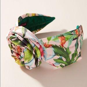 NWT NamJosh Tropical Knotted Headband